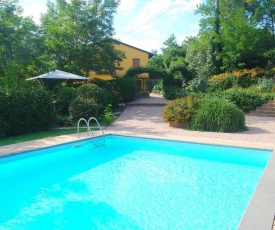 Modern Holiday Home in Fucecchio with Pool