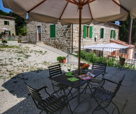 Vintage Farmhouse in Caprese Michelangelo with Pool