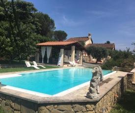 PODERE BELVEDERE - Villa with private swimming pool