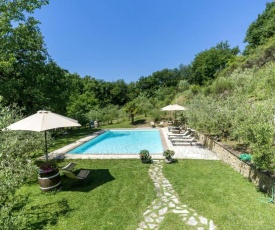 Apartment with one bedroom in Montepulciano with shared pool and furnished terrace