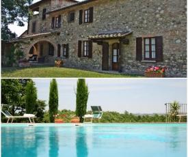 Villa Palazzo Bello con piscina e AC - Cetona