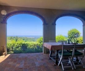 Podere Morena Vista Mare Toscana Tour Guardistallo