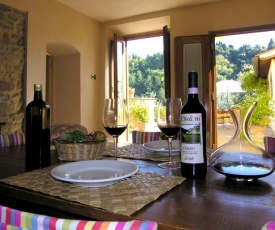 Comfortable apartment in the heart of the Tuscan countryside
