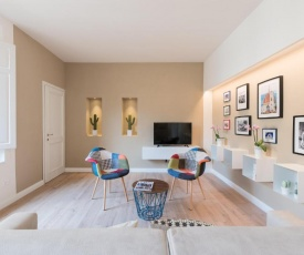 Luxury apartment in city center