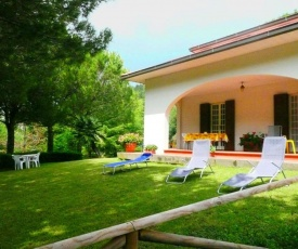 Modern Holiday Home with Garden in Castellina Marittima