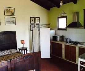 Borgo Santa Lucia studio apartment