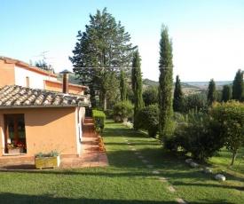 Apartment in San Casciano dei Bagni with Pool, Parking & Garden