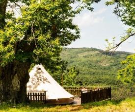 Podere di Maggio - Canvas tent Chestnut