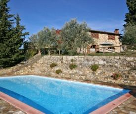 Badia a Passignano Apartment Sleeps 6 Air Con