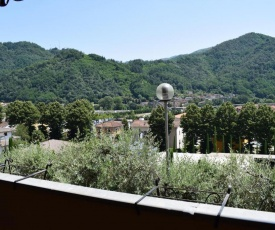 Casa Daniela grande appartamento a Bagni di Lucca