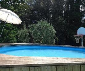 Civitella in Val di Chiana Apartment Sleeps 5 Pool