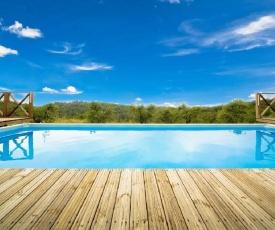 Civitella in Val di Chiana Villa Sleeps 8 Pool WiFi