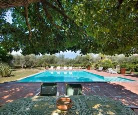 Casa vacanze con piscina privata chianti toscana la torricella