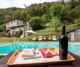 Holiday villa with pool, Mulino del Pita