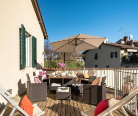 TORNESE with PRIVATE PARKING and TERRACE
