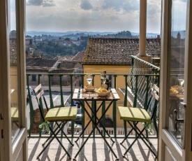 San Miniato - Terrazza panoramica in centro storico