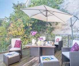 Varenne Open Terrace and Private Parking