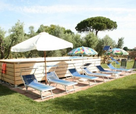 Delightful Holiday Home in Bibbona with Garden