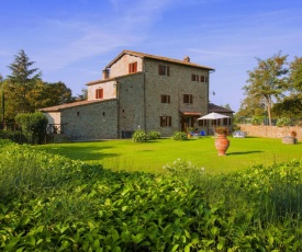 Countryside Apartment in Cortona Tuscany with Pool