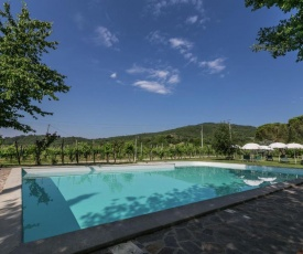 Spacious Holiday Home with Swimming Pool in Bucine