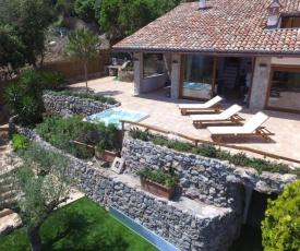 Villa Amélie - Villa per 8 persone a Ansedonia con splendida vista mare