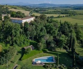 Villa Ponte sull'Arbia