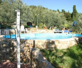 Apartment with one bedroom in Calenzano with wonderful city view shared pool enclosed garden