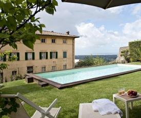 Villa Camaiore with a fantastic view