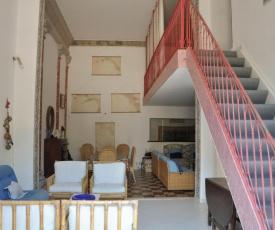 Luxury apartment inside beachfront villa