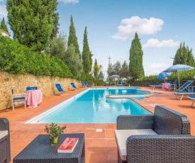Awesome apartment in Montaione with Outdoor swimming pool, WiFi and 1 Bedrooms