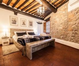Accogliente Appartamento sulle Colline Toscane