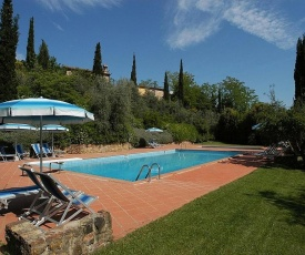 Montaione Villa Sleeps 8 Pool WiFi