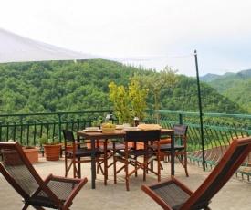 La Dimora del Borgo Antico - Holiday House in Tuscany Lunigiana near 5 Terre, WiFi, Panoramic Terrace